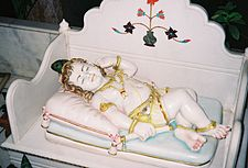 Baby_Krishna_Sleeping_Beauty